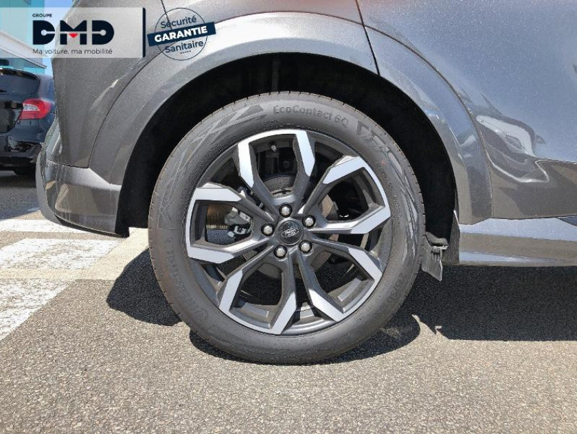 Ford Puma Ford Puma St-line X 1.0 Ecoboost Hybrid 125ch Bvm6 (mhev) - Visuel #13