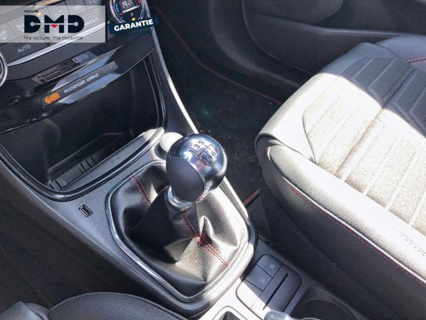 Ford Puma Ford Puma St-line X 1.0 Ecoboost Hybrid 125ch Bvm6 (mhev) - Visuel #8