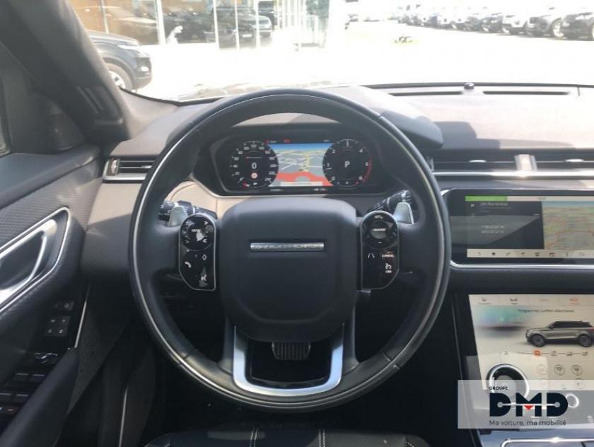 Land-rover Range Rover Velar 2.0d 180ch R-dynamic Se Awd Bva - Visuel #7