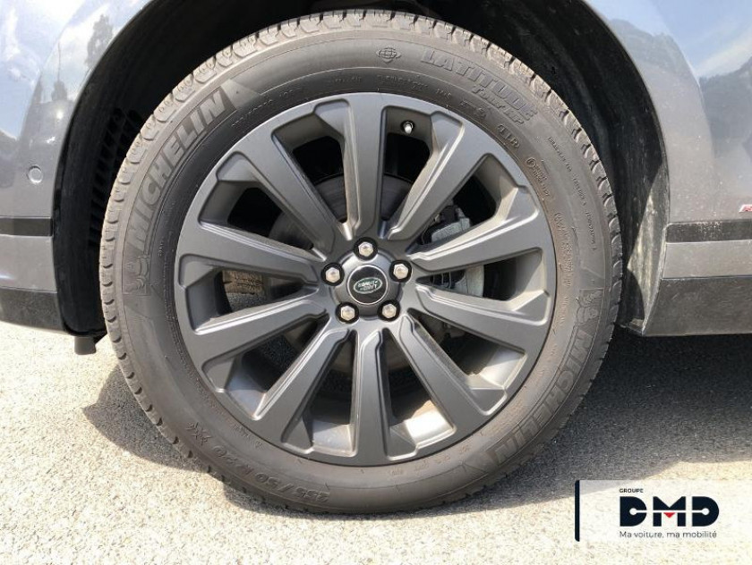 Land-rover Range Rover Velar 2.0d 180ch R-dynamic Se Awd Bva - Visuel #13
