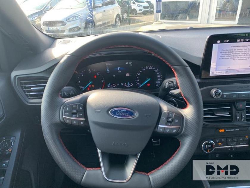 Ford Focus 1.5 Ecoblue 120ch St-line - Visuel #7