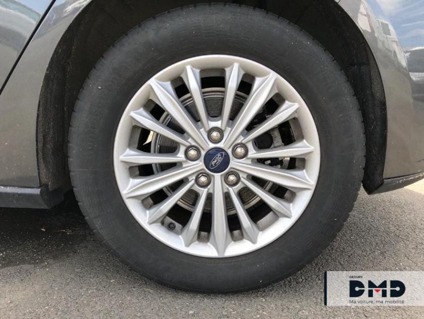 Ford Focus 1.5 Ecoblue 120ch Titanium Bva - Visuel #13