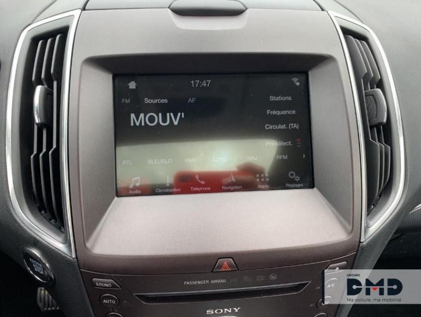 Ford Galaxy 2.0 Tdci 150ch Stop&start Titanium Powershift - Visuel #6