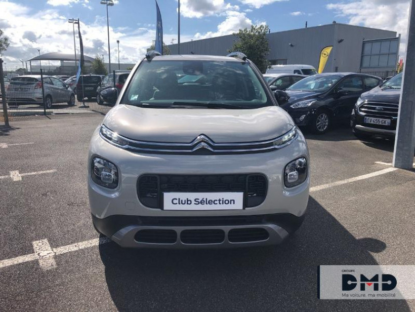 Citroen C3 Aircross Puretech 82ch Feel - Visuel #4