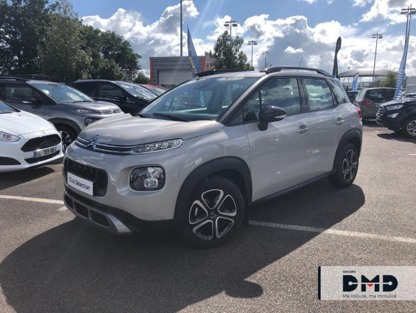 Citroen C3 Aircross Puretech 82ch Feel - Visuel #14