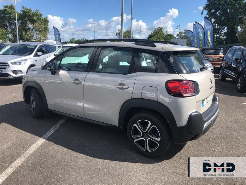 Citroen C3 Aircross Puretech 82ch Feel - Visuel #3
