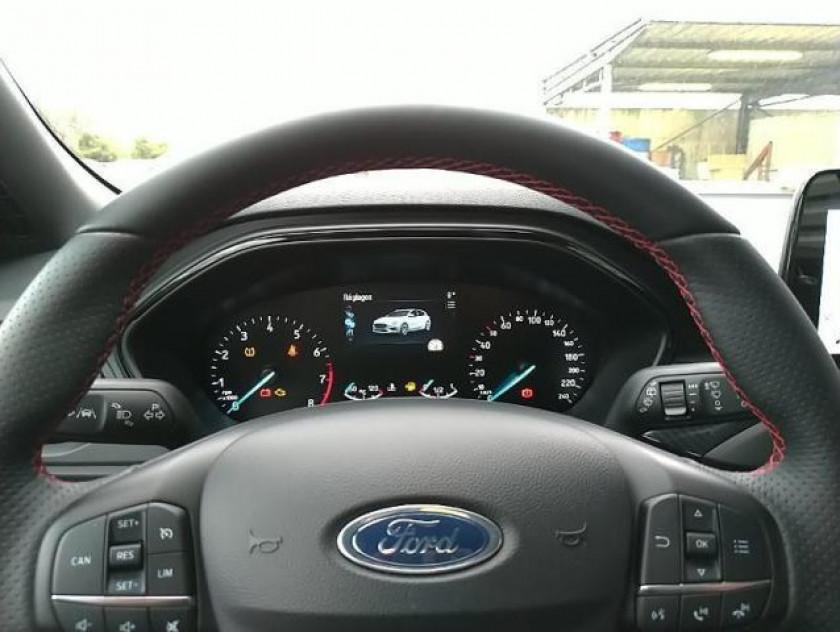 Ford Focus 1.0 Ecoboost 125ch St-line - Visuel #7