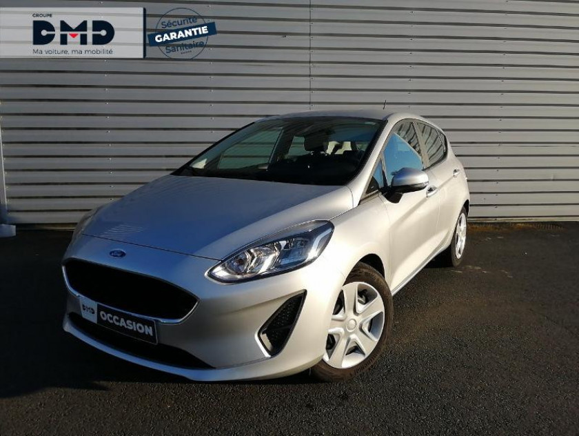 Ford Fiesta 1.5 Tdci 85ch Cool & Connect 5p - Visuel #15