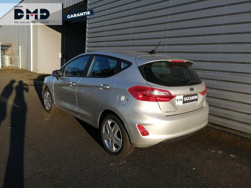 Ford Fiesta 1.5 Tdci 85ch Cool & Connect 5p - Visuel #3