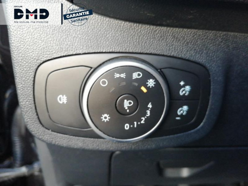 Ford Fiesta 1.5 Tdci 85ch Cool & Connect 5p - Visuel #8