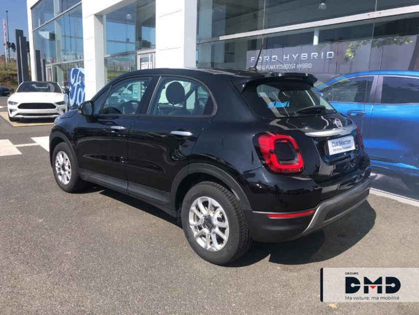Fiat 500x 1.0 Firefly Turbo T3 120ch City Cross - Visuel #3