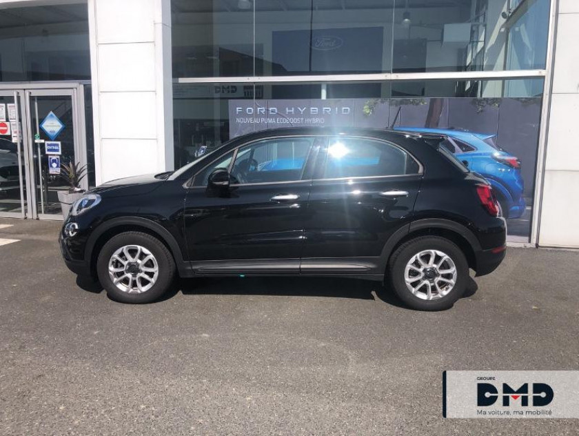 Fiat 500x 1.0 Firefly Turbo T3 120ch City Cross - Visuel #2