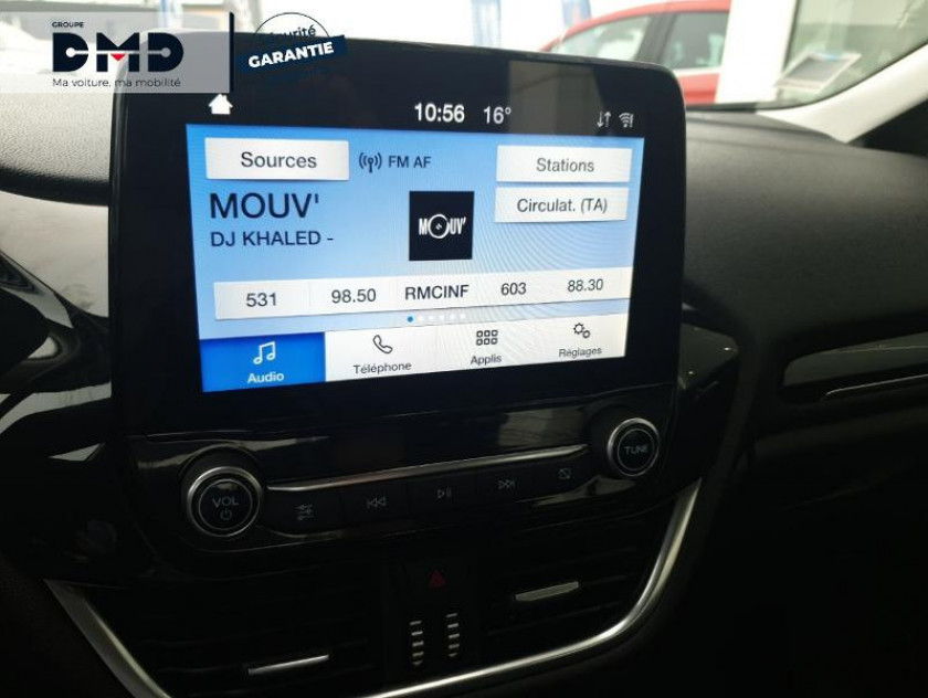 Ford Fiesta 1.1 75ch Cool & Connect 5p - Visuel #6
