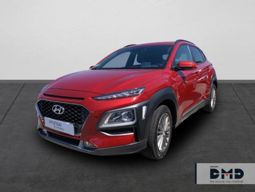 Hyundai Kona 1.0 T-gdi 120ch Fap Creative - Visuel #1
