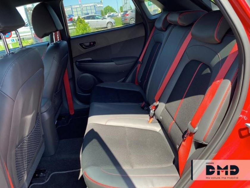 Hyundai Kona 1.0 T-gdi 120ch Fap Creative - Visuel #10