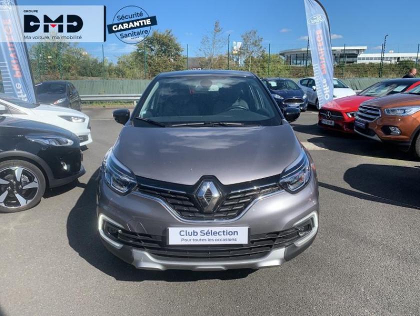 Renault Captur 1.2 Tce 120ch Energy Intens Edc - Visuel #4