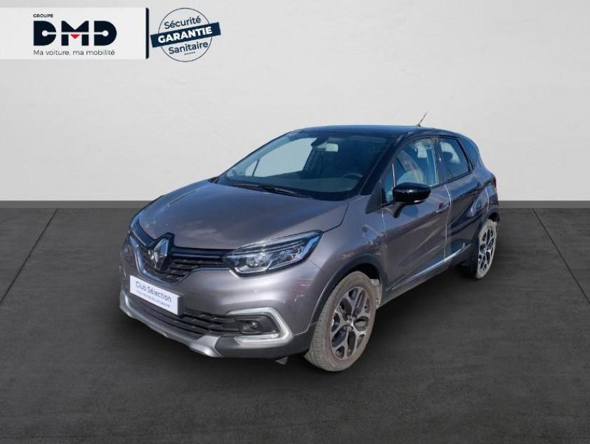 Renault Captur 1.2 Tce 120ch Energy Intens Edc - Visuel #1