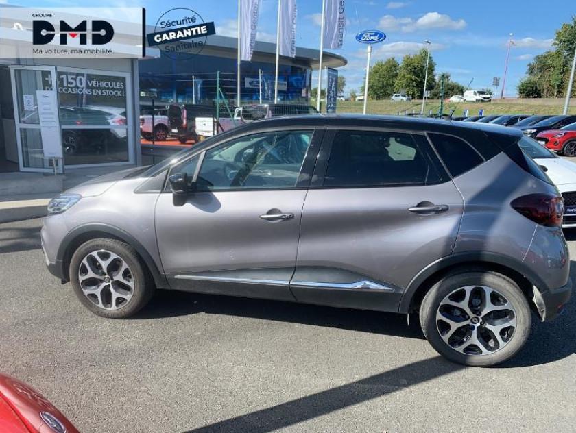 Renault Captur 1.2 Tce 120ch Energy Intens Edc - Visuel #2