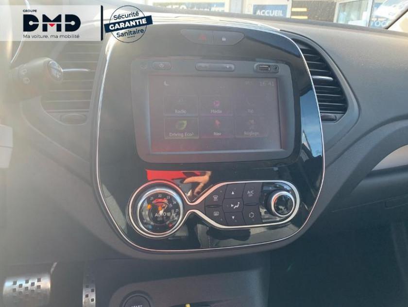 Renault Captur 1.2 Tce 120ch Energy Intens Edc - Visuel #6