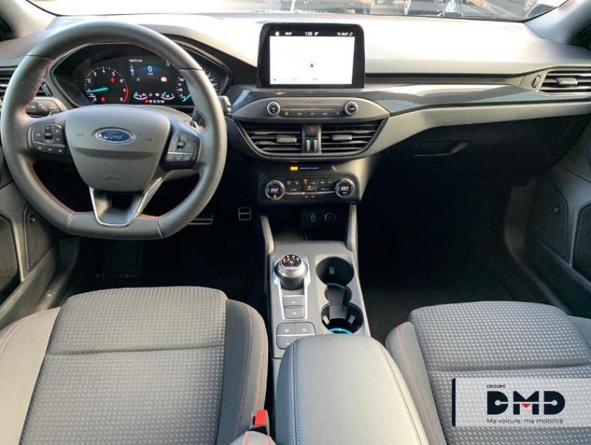 Ford Focus 1.0 Ecoboost 125ch St-line Business Bva - Visuel #5