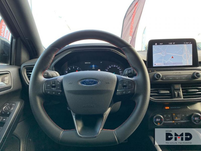 Ford Focus 1.0 Ecoboost 125ch St-line Business Bva - Visuel #7