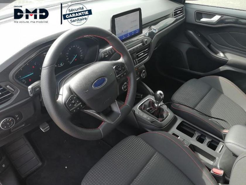 Ford Focus Sw 1.5 Ecoblue 120ch St-line - Visuel #5