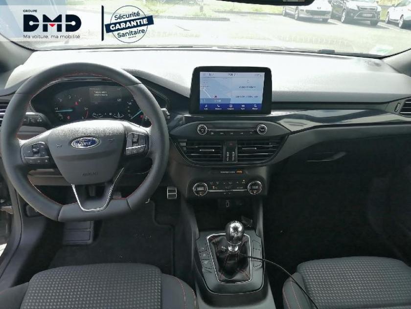 Ford Focus Sw 1.5 Ecoblue 120ch St-line - Visuel #7