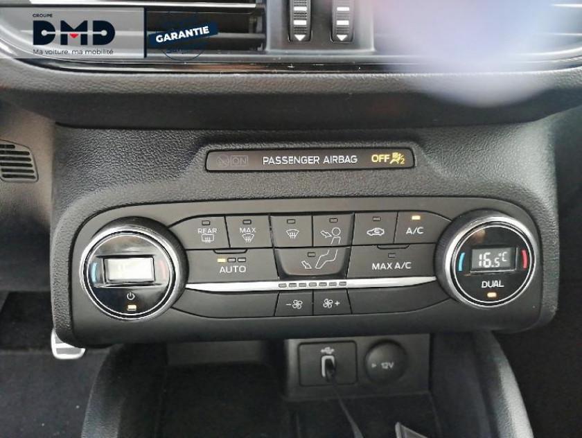 Ford Focus Sw 1.5 Ecoblue 120ch St-line - Visuel #13
