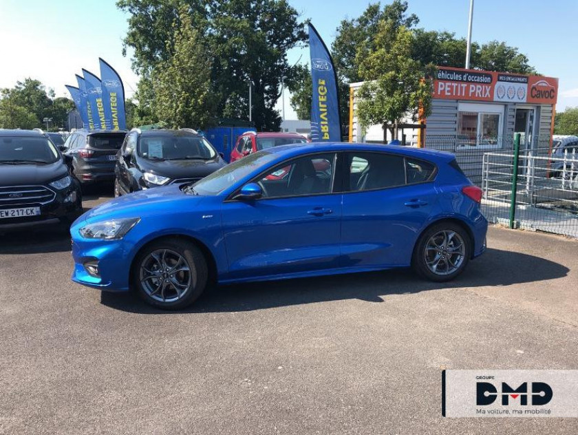 Ford Focus 1.5 Ecoboost 150ch St-line 112g - Visuel #2