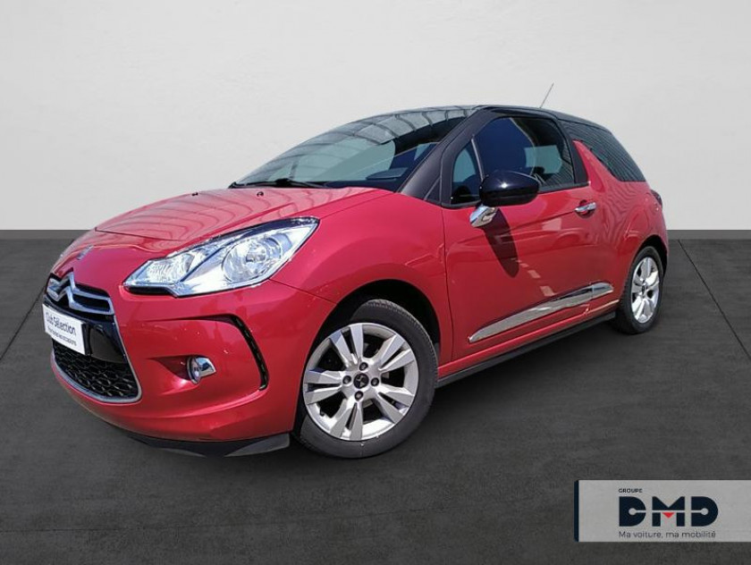 Ds Ds 3 Bluehdi 100ch So Chic S&s - Visuel #1