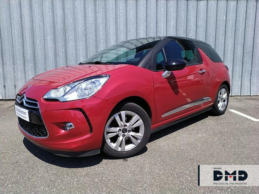 Ds Ds 3 Bluehdi 100ch So Chic S&s - Visuel #14