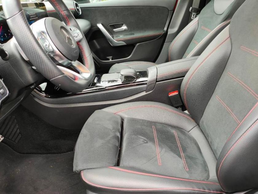 Mercedes-benz Classe A 180 D 116ch Amg Line 7g-dct - Visuel #9