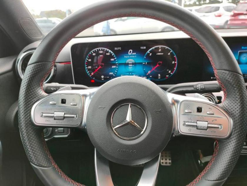 Mercedes-benz Classe A 180 D 116ch Amg Line 7g-dct - Visuel #7