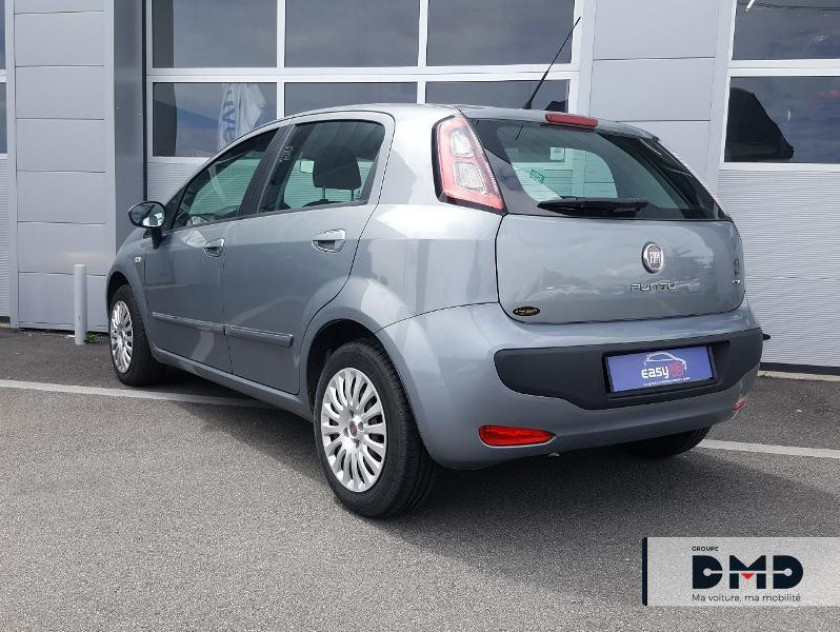 Fiat Punto Evo 1.3 Multijet 16v 75ch Dpf S&s Dynamic 5p - Visuel #3