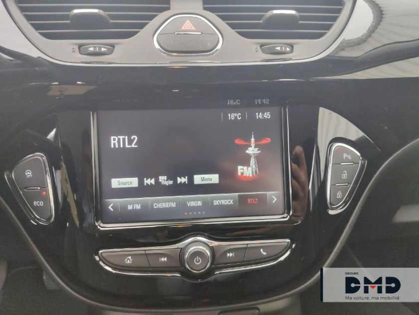 Opel Corsa 1.0 Ecotec Turbo 90ch Design 120 Ans Start/stop 5p - Visuel #6
