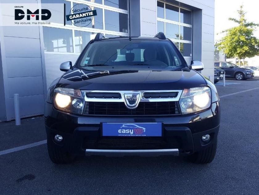 Dacia Duster 1.5 Dci 110ch Fap Prestige 4x4 - Visuel #4