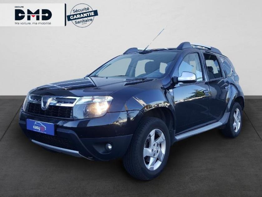 Dacia Duster 1.5 Dci 110ch Fap Prestige 4x4 - Visuel #1
