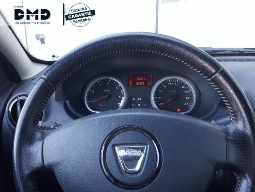 Dacia Duster 1.5 Dci 110ch Fap Prestige 4x4 - Visuel #7