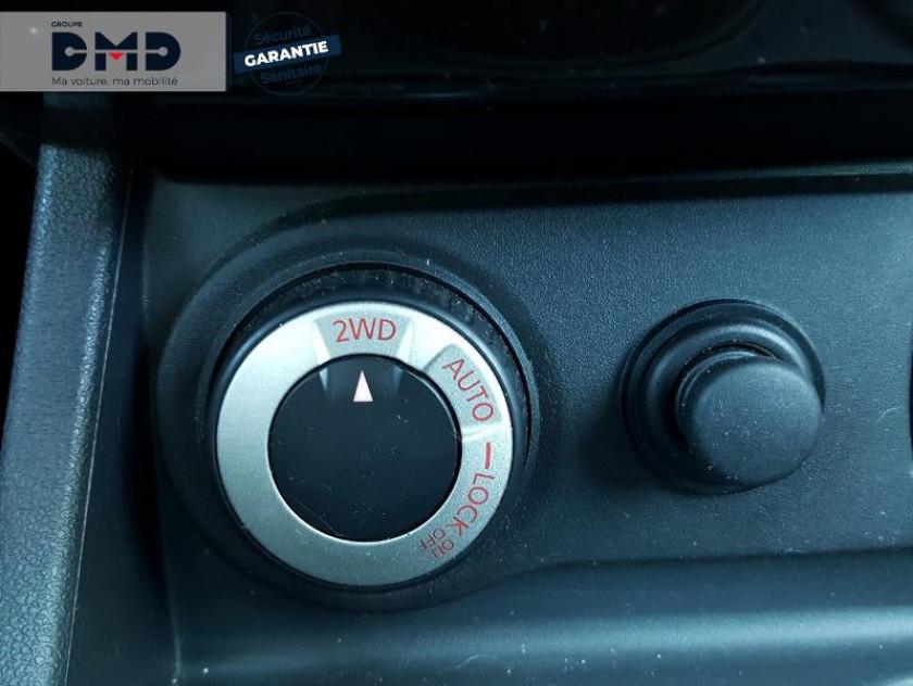Dacia Duster 1.5 Dci 110ch Fap Prestige 4x4 - Visuel #14