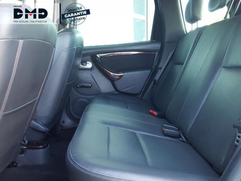 Dacia Duster 1.5 Dci 110ch Fap Prestige 4x4 - Visuel #10
