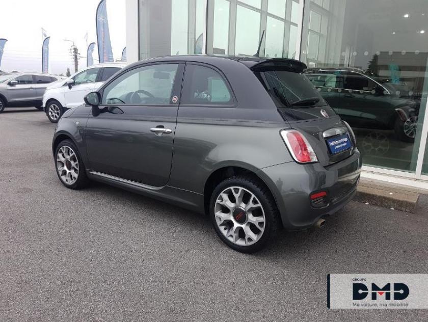 Fiat 500 1.2 8v 69ch Gq - Visuel #3