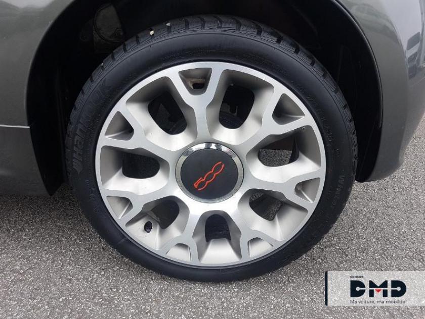 Fiat 500 1.2 8v 69ch Gq - Visuel #13