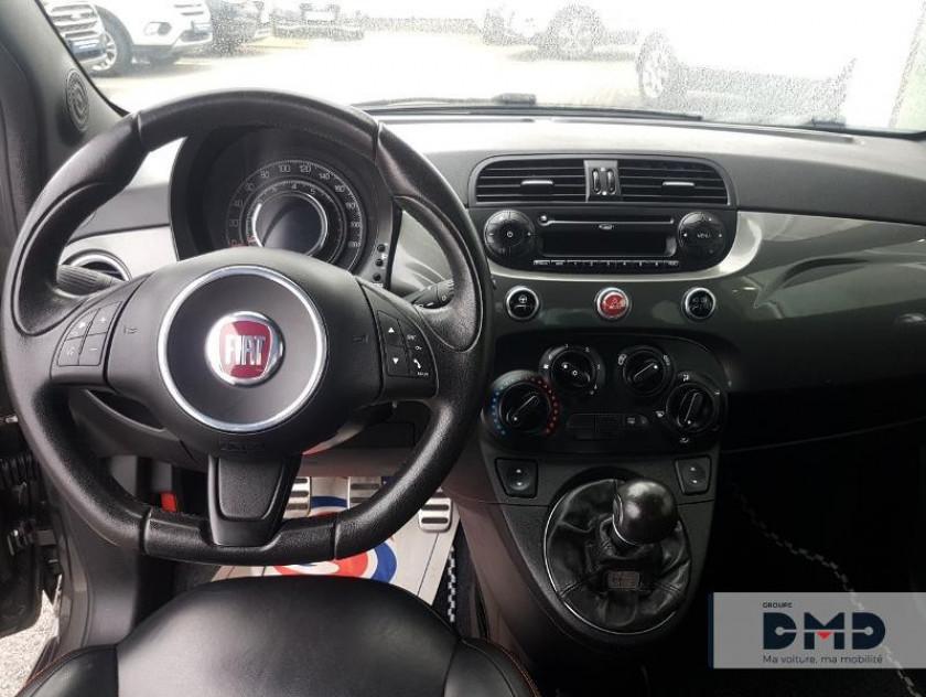 Fiat 500 1.2 8v 69ch Gq - Visuel #5