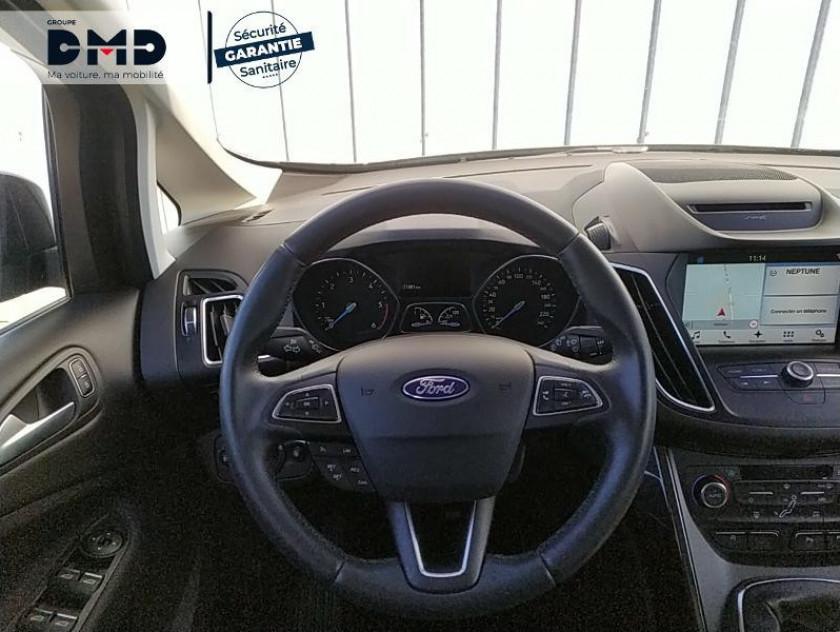 Ford Grand C-max 1.5 Tdci 120ch Stop&start Titanium - Visuel #7