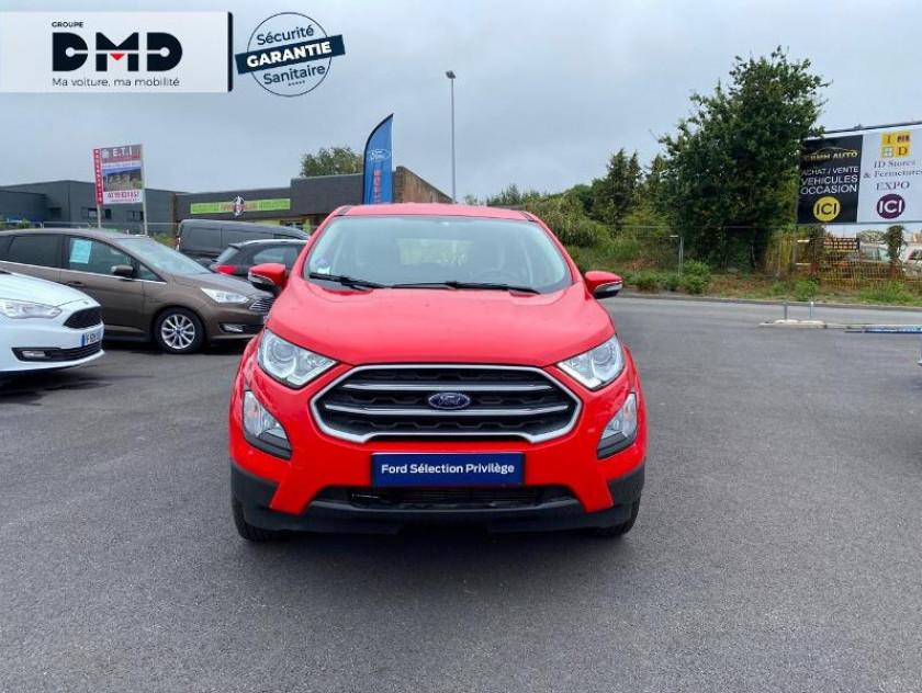 Ford Ecosport 1.0 Ecoboost 100ch Trend Euro6.2 - Visuel #4