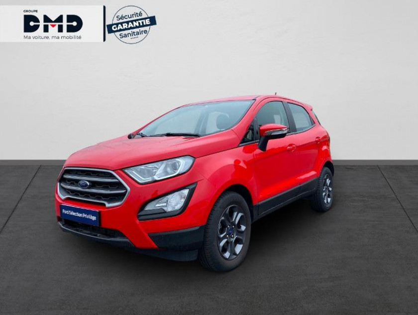 Ford Ecosport 1.0 Ecoboost 100ch Trend Euro6.2 - Visuel #1