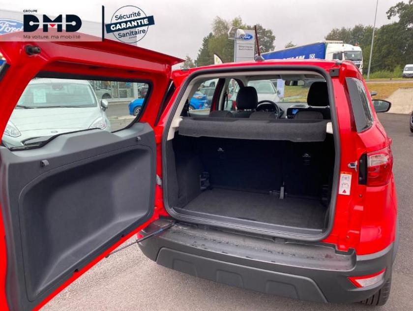 Ford Ecosport 1.0 Ecoboost 100ch Trend Euro6.2 - Visuel #12