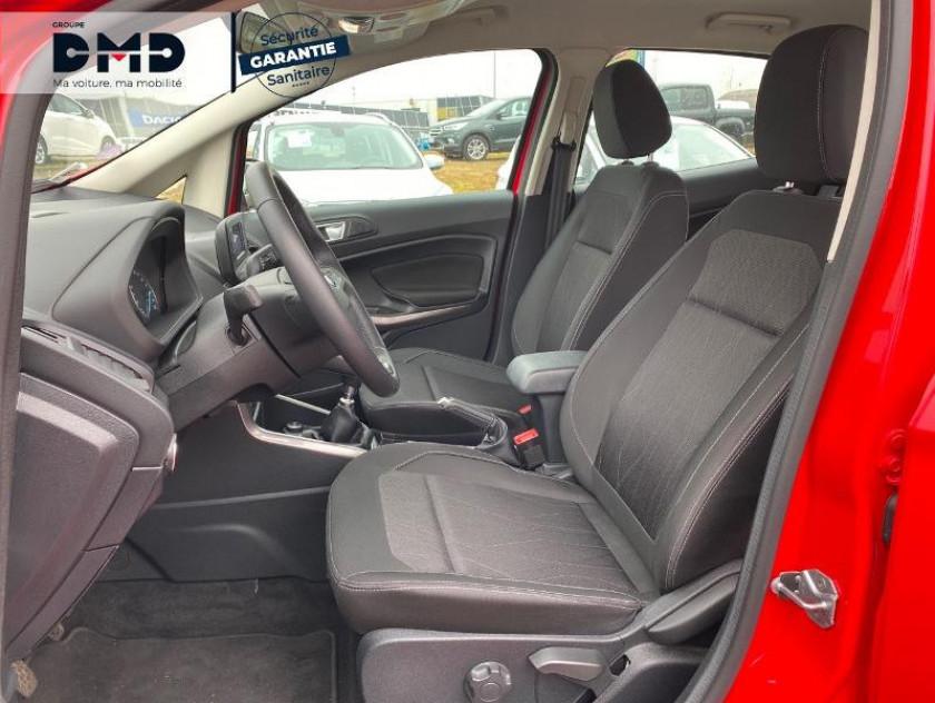 Ford Ecosport 1.0 Ecoboost 100ch Trend Euro6.2 - Visuel #9