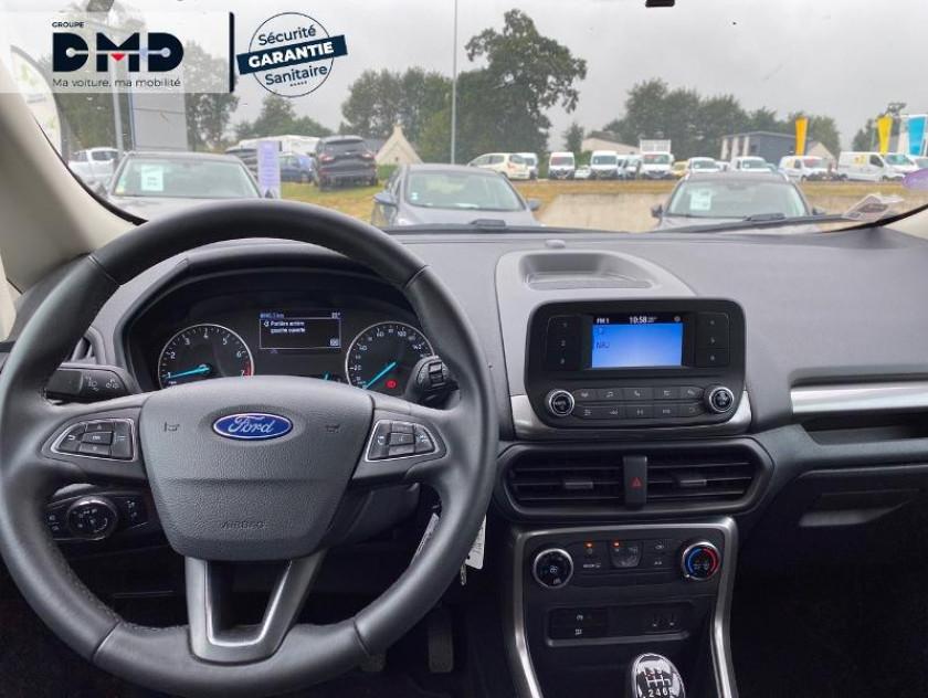 Ford Ecosport 1.0 Ecoboost 100ch Trend Euro6.2 - Visuel #5