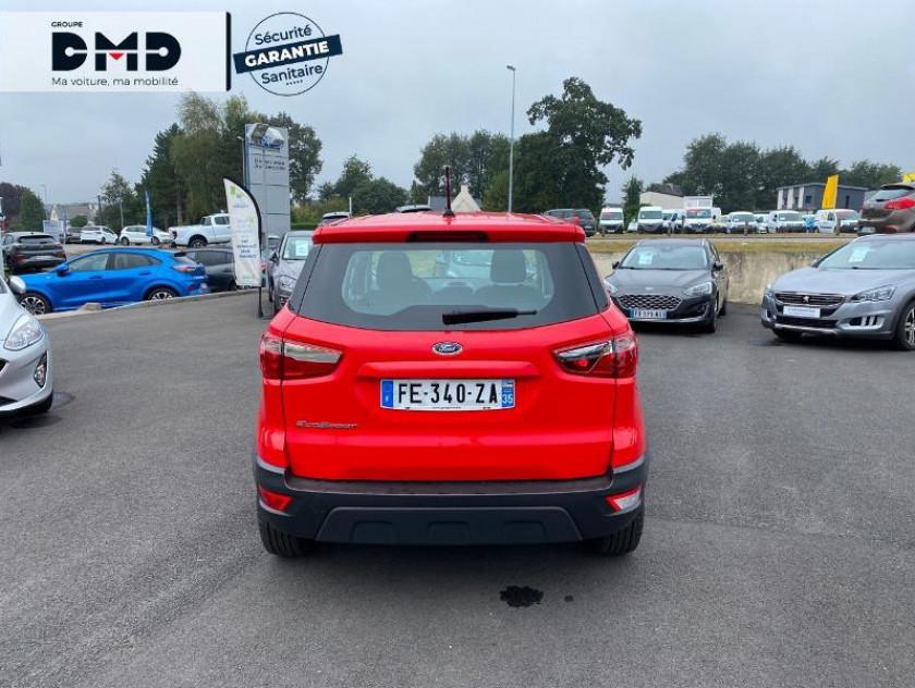 Ford Ecosport 1.0 Ecoboost 100ch Trend Euro6.2 - Visuel #11